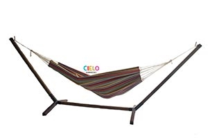 Hammock Stand for hanging your Mayan Hammock